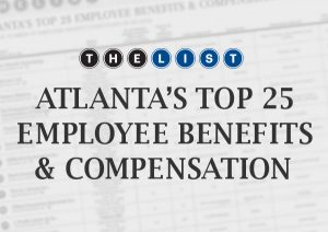 BIS Named to the Top 25 Employee Benefits List by Atlanta Business Chronicle